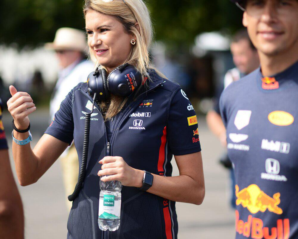 Goodwood: Festival of Speed - South Down Water Bottle