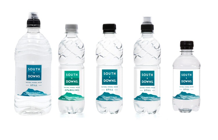 South Downs Water: Full rPET Range