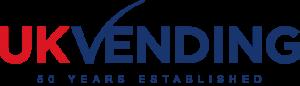 UK Vending 50 Years Established Logo