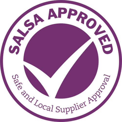 South Downs Water is now SALSA approved!